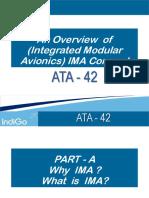 1.  ATA 42 - IMA - Basics