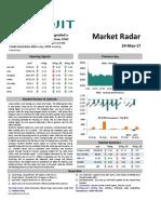 Market Radar 24 May 2017