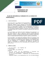DESARROLLO URBANO DE LA CIUDAD DE YANAHUANCA