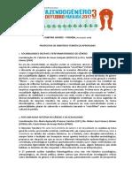 3º Seminário Internacional Desfazendo Gênero Propostas de Sts 28.3 Versão Para Divulgação