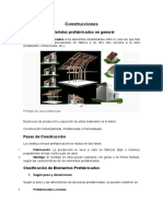 Materiales Prefabricados