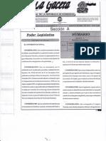 Ley de Minería HONDURAS (Decreto 238-2012)