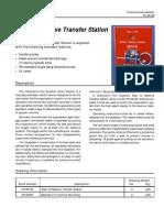 Estación de Transferencia Principal-reserva CHEMETRON N.P. 20100145