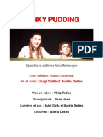 dossier de présentation FunkyPudding