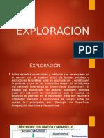 Prospeccion y Exploracion