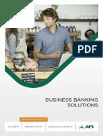 2016-APS Business Banking Brochure - WEB