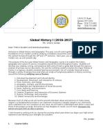 global welcome letter nov 16