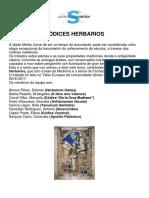 0_códices Herbarios Introduccion
