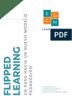 Flipped Learning. Un paso hacia un nuevo modelo pedagógico.