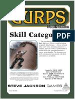 GURPS 4E - Skill Categories [SJG37-0201, v1.0].pdf