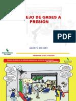 GASES A PRESIÓN