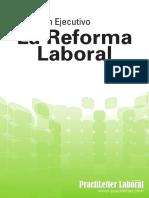 Resumen Ejecutivo Reforma Laboral