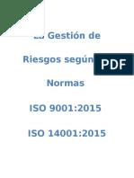Planeacion Riesgos Clausula 6.1