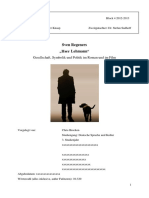 Bachelorarbeit Herr Lehmann, Chris Brocken