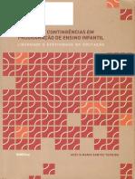 Análise de Contingências Em Programação de Ensino Infantil, Liberdade e Efetividade Na Educação - Adélia Maria Santos Teixeira (INDEX)