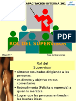 Capacitacion_Mandos_Medios_Rol del supervisor.ppt
