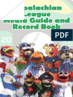 2017 Appalachian League Media Guide