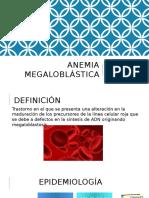 Anemia Megaloblástica Expo