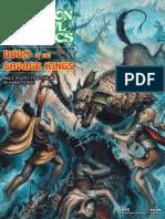 La Perdición de Los Reyes Bárbaros - CDM