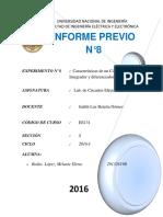 INFORME PREVIO N08-Circuito integrador y derivador.pdf