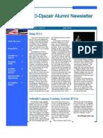 El Djazair Alumni Newsletter - July 2010
