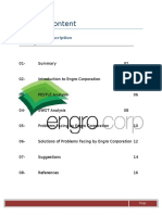 Assignment - Engro Corp