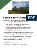 Cantine Aperte 17