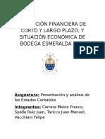 TRABAJO DE PRESENTACIÓN Y  ANÁLISIS DE LOS ESTADOS CONTABLES (3)