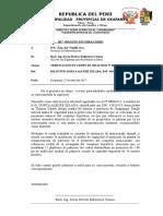 Informe Malla p Palmeras de Complejo Dep Tomas Shaus
