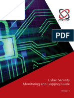 Cyber Security Monitoring Guide