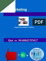 Qué Es El Marketing