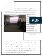 service learning organizational proposal