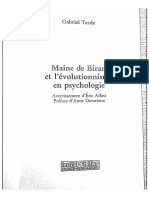 Devarieux, Préface a Maine de Biran et l'évoutionnisme.pdf