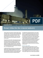 Application Note - Cement Kilns