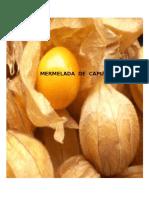 Mermelada de Aguaymanto 2