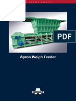 Apron Weigh Feeder 150508
