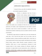 PSICOLOGIA_ A Adolescência