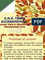 CBAHI Presentation