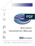 IP-Simulator 4.1 Installation Manual