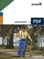 Aquaphon A200 Catálogo