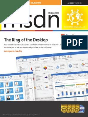 MSDN Magazine | Microsoft Sql Server | Microsoft Visual Studio