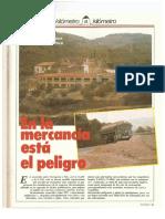 Revista Tráfico - nº 27 - Noviembre de 1987. Reportaje Kilómetro y kilómetro