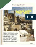 Revista Tráfico - nº 21 - Abril de 1987. Reportaje Kilómetro y kilómetro