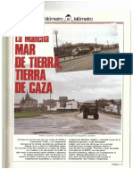 Revista Tráfico - nº 18 - Enero de 1987. Reportaje Kilómetro y kilómetro