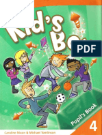 Kids Box 4 Pupils Book