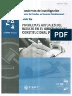 Cuadernos de Investigación - Problemas Actuales Del Indulto