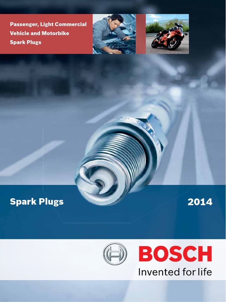 Spark Plugs All of Them | Engines | Propulsion
