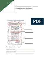 Guias Evaluada de Los Tipos de Texto