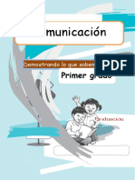 COMUNICACION 1°
