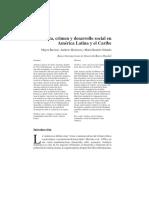 Violencia e Inseguridad America Latina